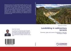 Landsliding in sedimentary terrains kitap kapağı