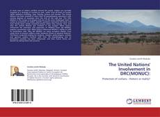Couverture de The United Nations' Involvement in DRC(MONUC):