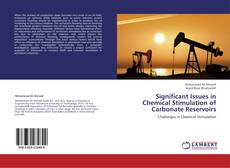 Portada del libro de Significant Issues in Chemical Stimulation of Carbonate Reservoirs