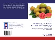 Buchcover von Nematodes And Bacteria Associated With Fruits Crops In Sindh