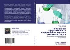 Bookcover of Повышение эффективности инфузионной терапии ожогового шока