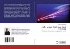 Buchcover von Light scalar fields in a dark universe