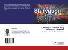 Bookcover of Challenges in measuring Poverty in Tanzania