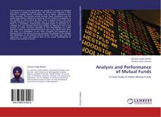 Buchcover von Analysis and Performance of Mutual Funds