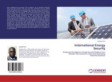 Bookcover of International Energy Security