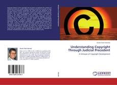 Understanding Copyright Through Judicial Precedent kitap kapağı