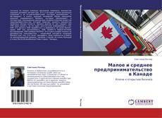 Borítókép a  Малое и среднее предпринимательство в Канаде - hoz