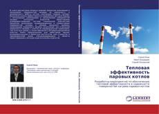 Bookcover of Тепловая эффективность паровых котлов