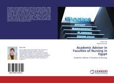 Bookcover of Academic Adviser in Faculties of Nursing in Egypt