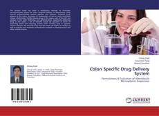 Bookcover of Colon Specific Drug Delivery System