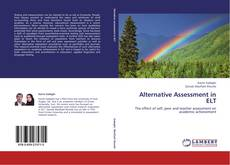 Portada del libro de Alternative Assessment in ELT