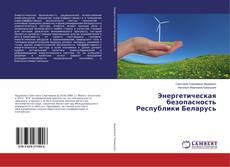 Bookcover of Энергетическая безопасность Республики Беларусь