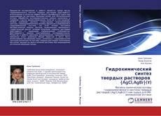 Portada del libro de Гидрохимический синтез  твердых растворов   {AgCl,AgBr}(т)