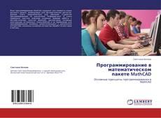 Обложка Программирование в математическом пакете MathCAD