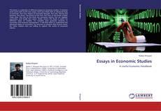 Bookcover of Essays in Economic Studies