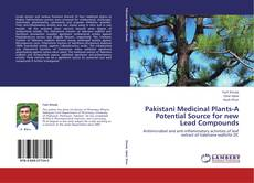 Pakistani Medicinal Plants-A Potential Source for new Lead Compounds kitap kapağı