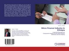 Bookcover of Micro Finance Industry In Ethiopia
