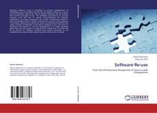 Couverture de Software Re-use