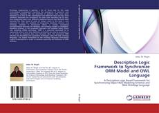 Capa do livro de Description Logic Framework to Synchronize ORM Model and OWL Language