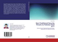 Non-Traditional Security Threats to Pakistan Post 9/11 kitap kapağı