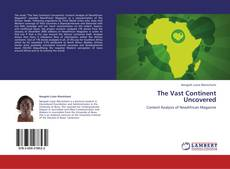 Bookcover of The Vast Continent Uncovered