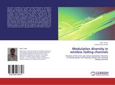 Buchcover von Modulation diversity in wireless fading channels