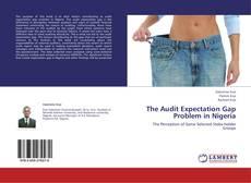 Portada del libro de The Audit Expectation Gap Problem in Nigeria