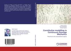 Bookcover of Constitutive modelling in Continuum Damage Mechanics