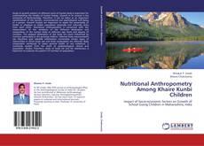 Buchcover von Nutritional Anthropometry Among Khaire Kunbi Children