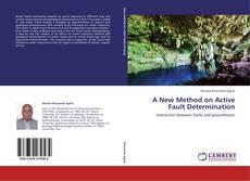 A New Method on Active Fault Determination kitap kapağı