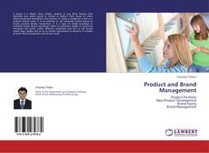 Capa do livro de Product and Brand Management