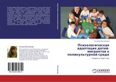 Психологическая адаптация детей-мигрантов к поликультурной среде kitap kapağı