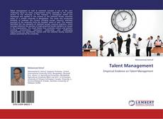 Buchcover von Talent Management