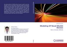 Bookcover of Modeling Of Novel Mosfet Devices