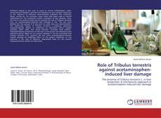 Bookcover of Role of Tribulus terrestris against acetaminophen-induced liver damage