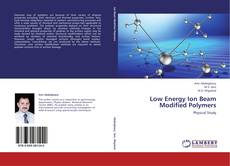 Bookcover of Low Energy Ion Beam Modified Polymers