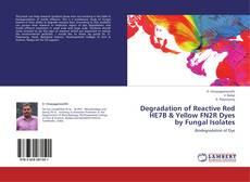 Degradation of Reactive Red HE7B & Yellow FN2R Dyes by Fungal Isolates kitap kapağı