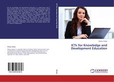 Capa do livro de ICTs for Knowledge and Development Education