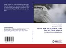 Bookcover of Flood Risk Assessment; Case Studies from Nigeria