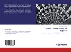 Bookcover of Gated Communities in Nigeria