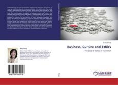 Portada del libro de Business, Culture and Ethics