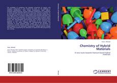 Bookcover of Chemistry of Hybrid Materials