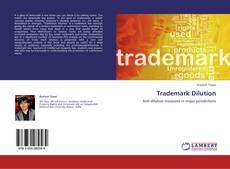 Bookcover of Trademark Dilution