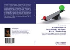 Bookcover of Environmental  Cost-Benefit Analysis:  Social Discounting