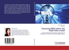 Copertina di Financing R&D within the Triple Helix model