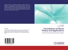 Bookcover of Foundations of Morse Theory and Applications