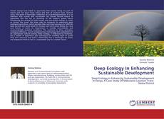 Bookcover of Deep Ecology In Enhancing Sustainable Development