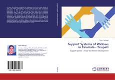 Portada del libro de Support Systems of Widows in Tirumala - Tirupati