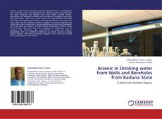 Bookcover of Arsenic in Drinking water from Wells and Boreholes from Kaduna State