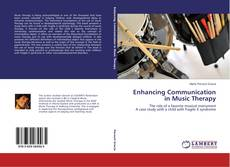 Buchcover von Enhancing Communication in Music Therapy